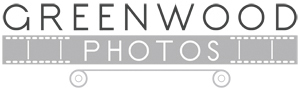 Greenwood Photos logo